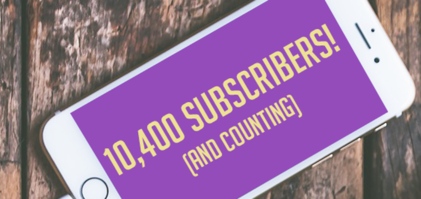 #PBSDapp Has Reached 10,400 Subscribers!