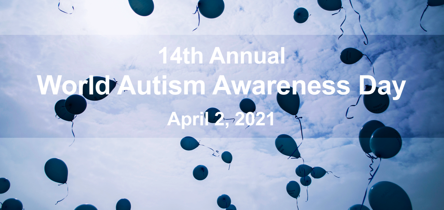 14th Annual World Autism Awareness Day