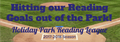 2017-2018 Holiday Park Reading League image