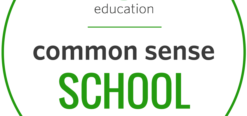 Holiday Park Recognized as a Common Sense School