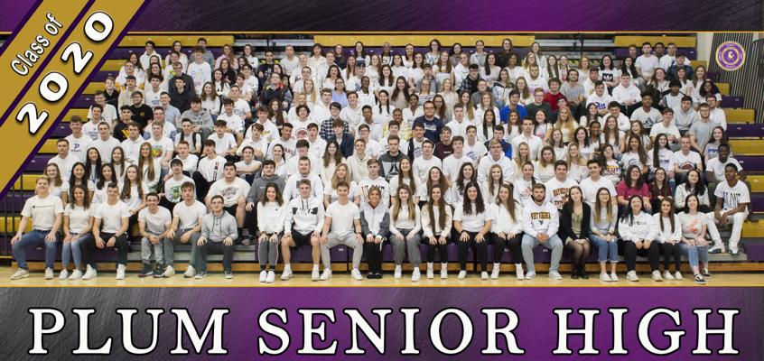 Plum Senior High Class of 2020