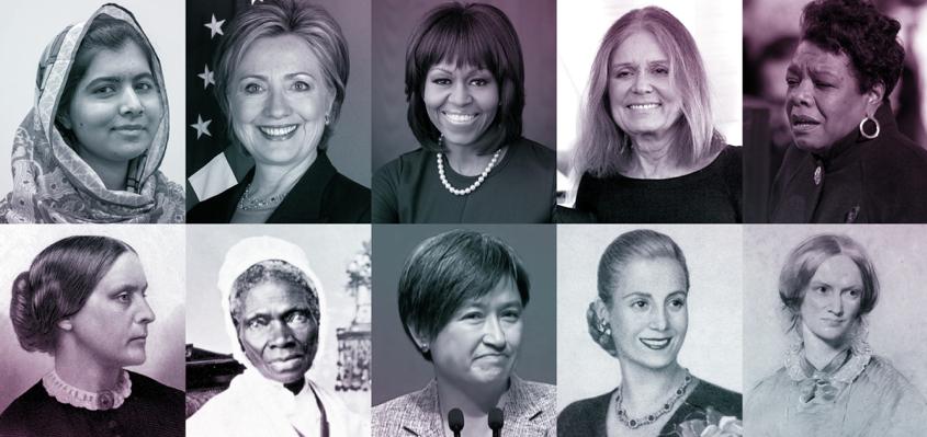 Plum Borough School District Women's History Month
