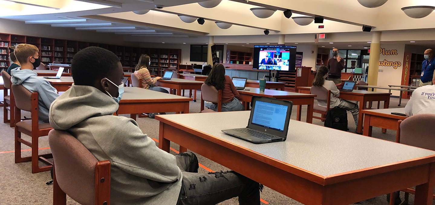 PSHS Teacher Reinvents Library for Student Success