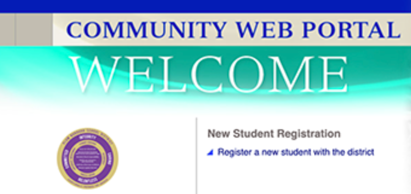 Plum Borough School District Community Web Portal has your students grades.