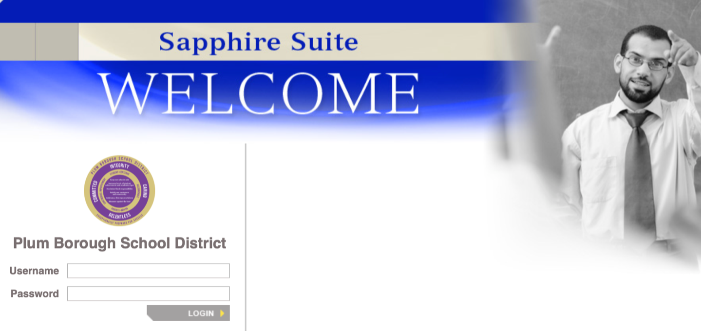 Sapphire Parent Web Portal helps you stay in the loop.