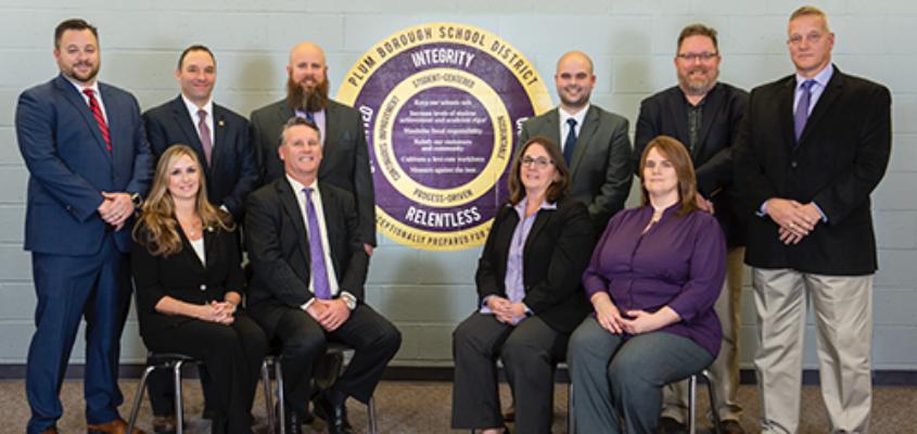 Thank you Board of School Directors!