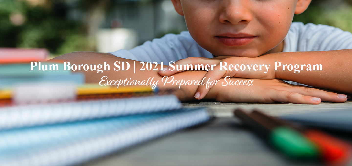 2021 Summer Recovery Program