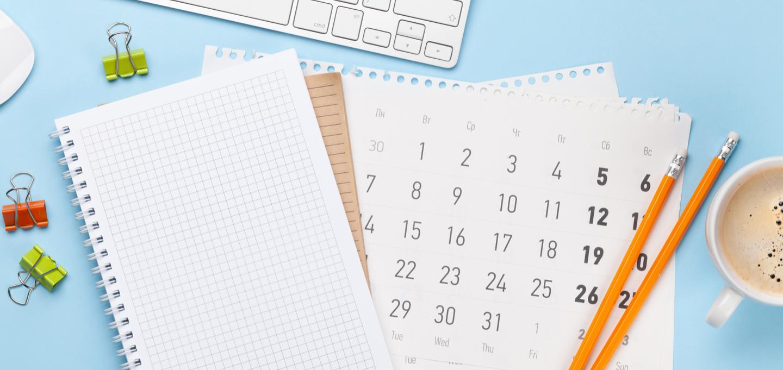 The 2021-2022 School Calendar Is Here!