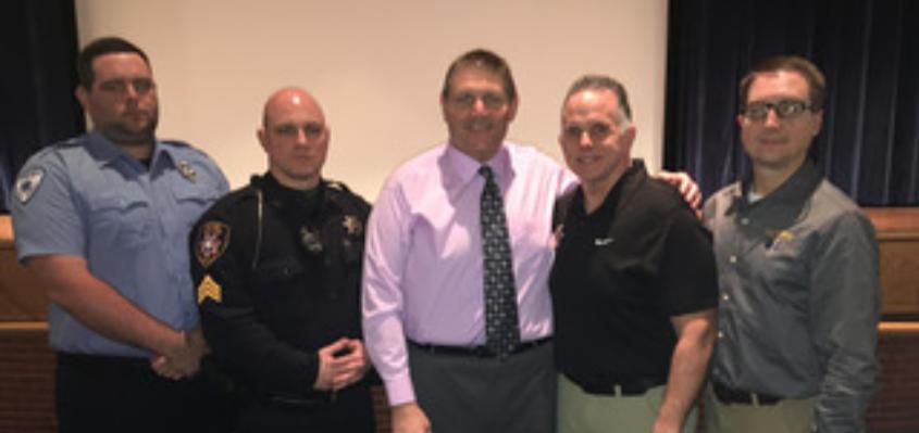 Plum Borough School District Supports Life-Saving Safety Strategies