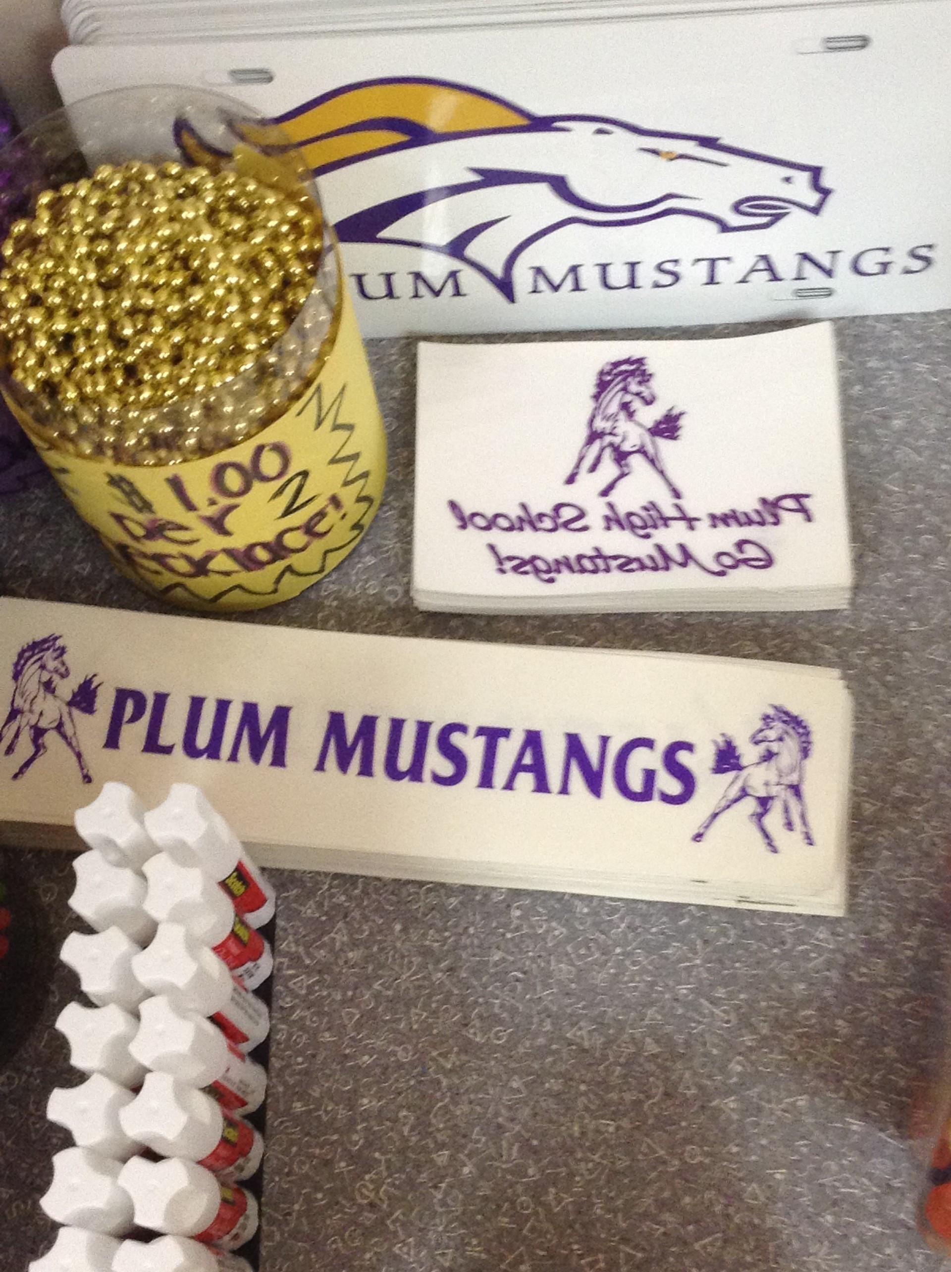 Mustang Merchandise