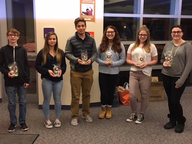 Plum High School students Reflections winners