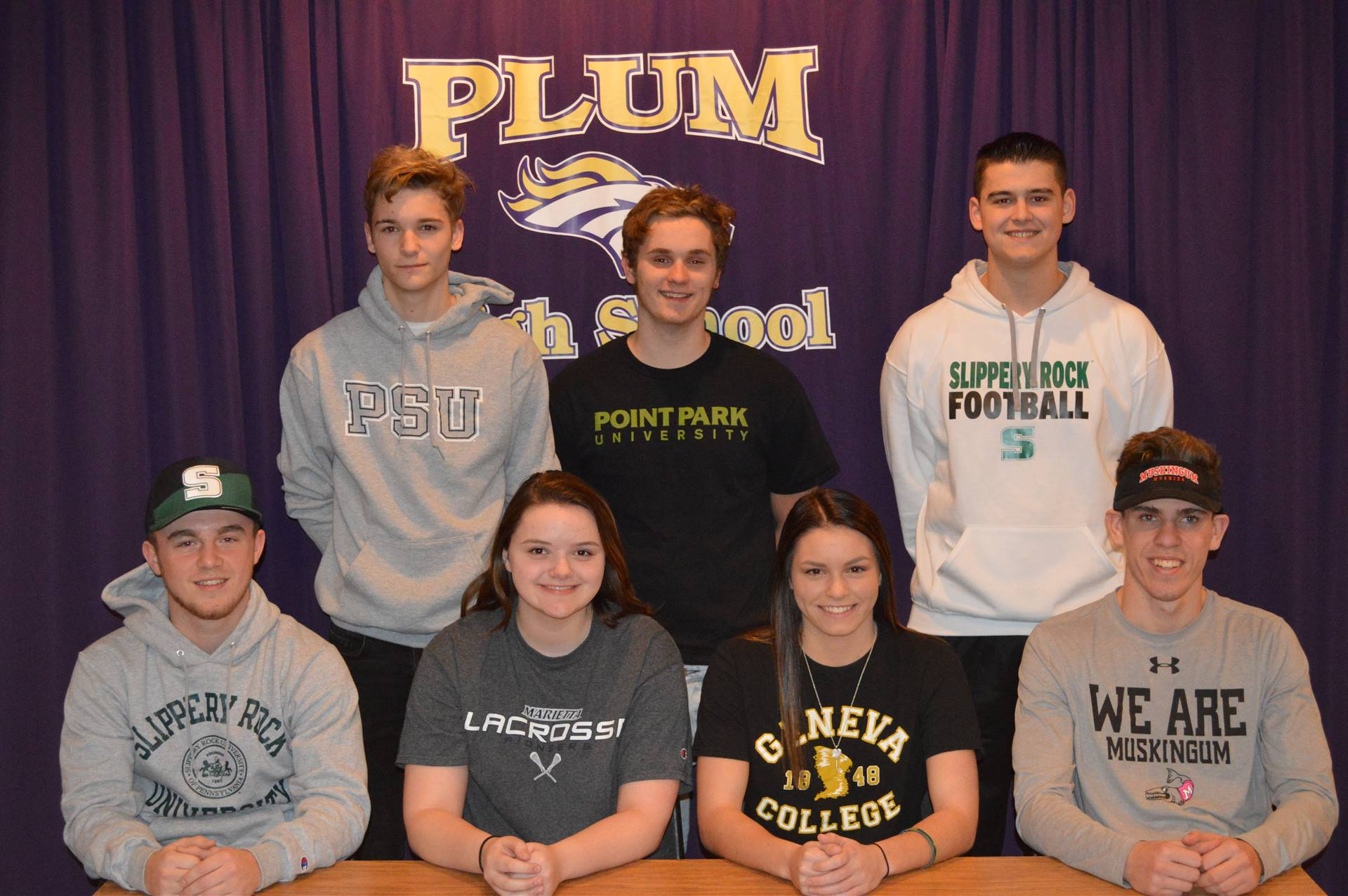 Feb. National Letter of Intent Signing Day