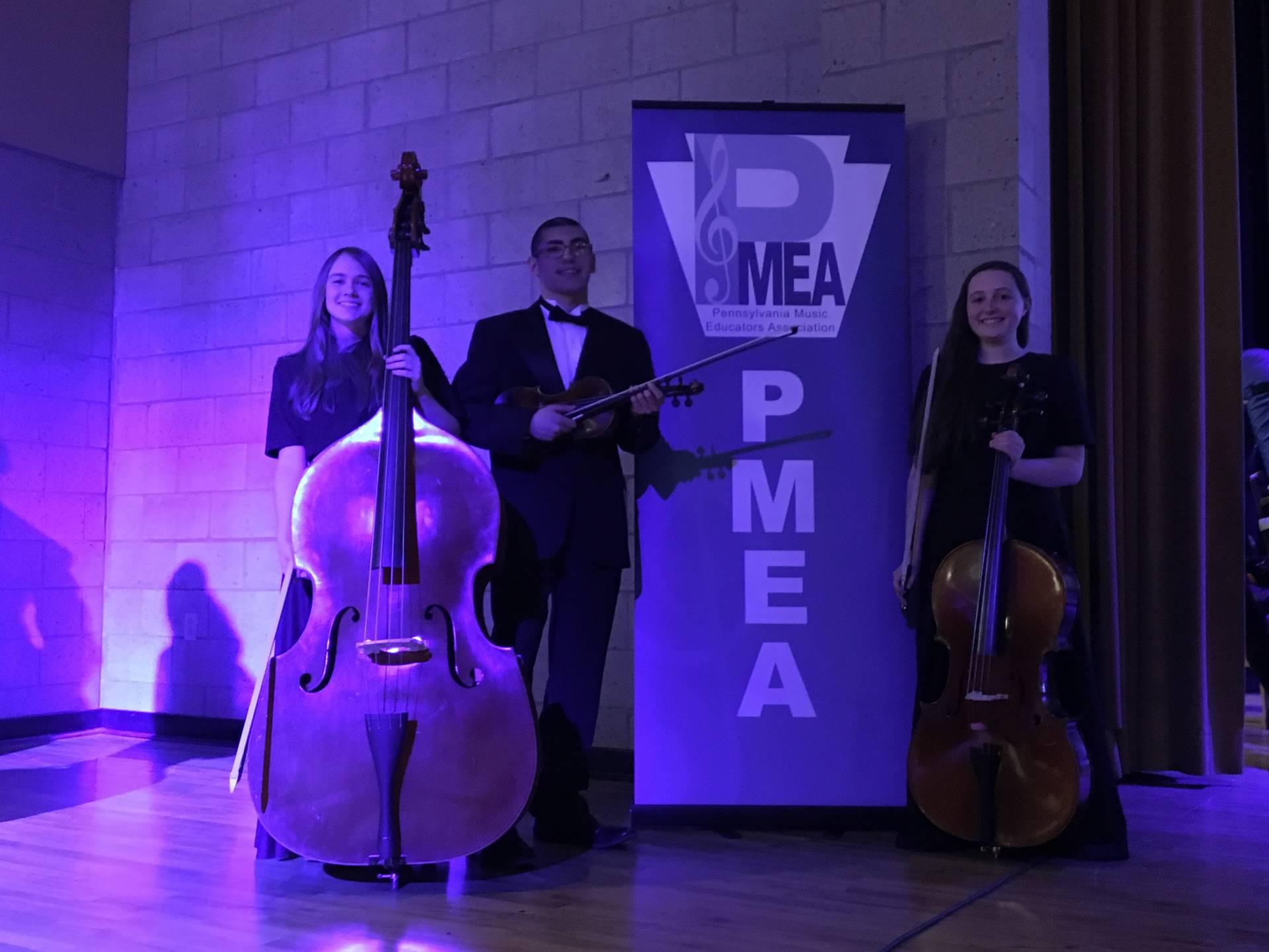 PMEA District Orchestra