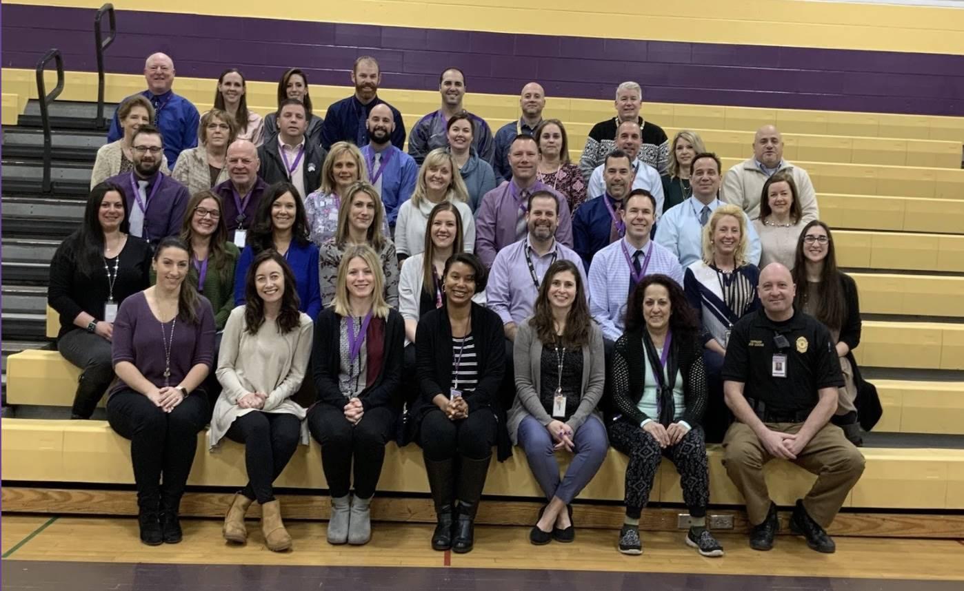 Oblock Junior High School staff